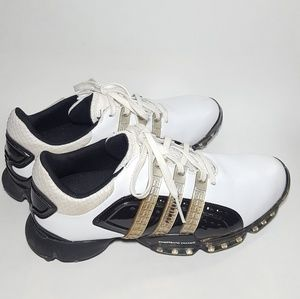 Adidas Golf Shoes Powerband Chassis Men's Size 8